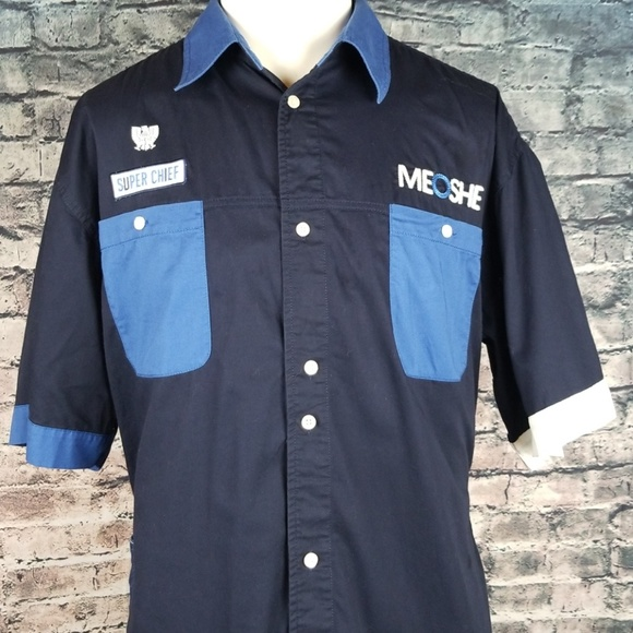 "Meoshe Other - Meoshe ""Super Chief"" Shirt XL"